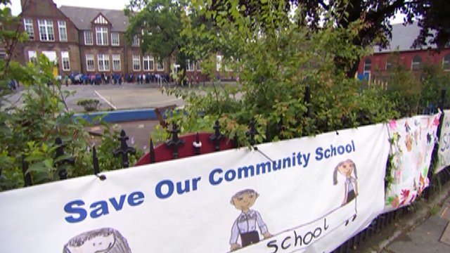 Downhills Primary in Tottenham