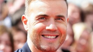 Gary Barlow