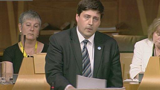 SNP MSP Jamie Hepburn