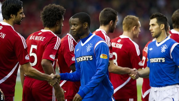 Aberdeen plan to vote against a newco Rangers application to join the SPL