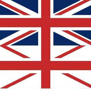 The Scottish Saltire forms part of the Union Flag