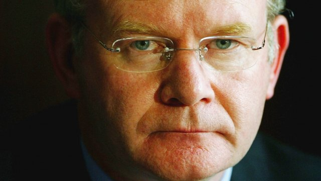 Martin McGuinness