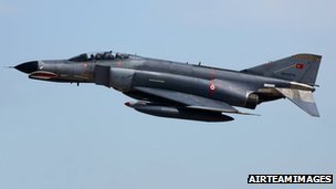 Turkish F-4 Phantom