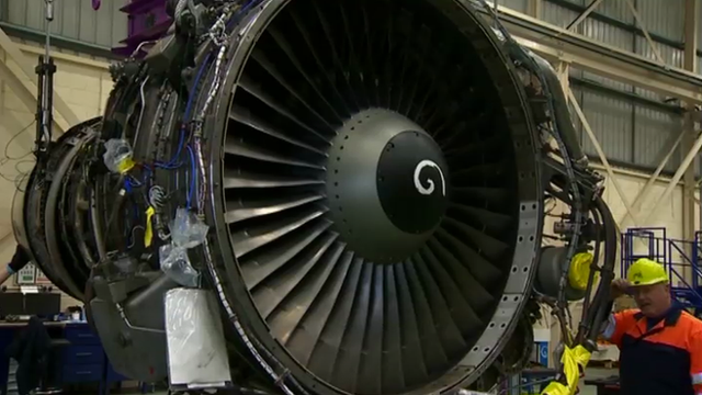 The aircraft maintenance business employs 127 people with a £63m turnover