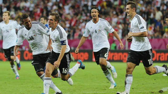 Germany 4-2 Greece