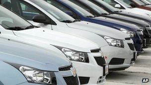 The recall only extends to Chevrolet Cruze cars made at one Ohio plant, GM said