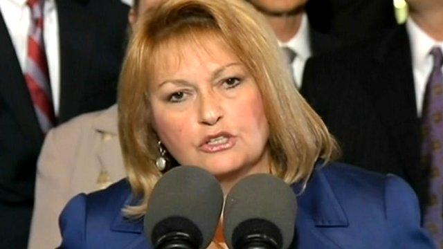 Pennsylvania Attorney General Linda Kelly