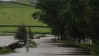Carleton in Craven flooding