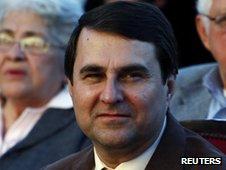 President Federico Franco