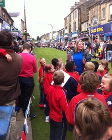 Brighouse gets ready