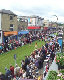 Brighouse mini-Olympics