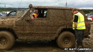 Muddy 4x4