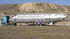 Adain Avion airplane