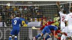 Antonio Nocerino scores for Italy