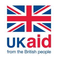 British aid logo