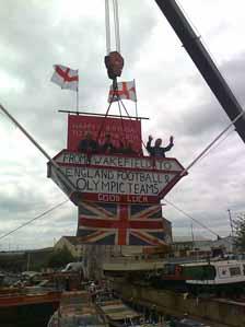 Wakefield crane