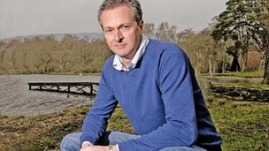Nick has presented TV programmes such as BBC Scotland&#039;s Landward