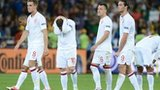 England players feel the pain