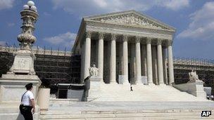 US Supreme Court, Washington DC, 20 June 2012