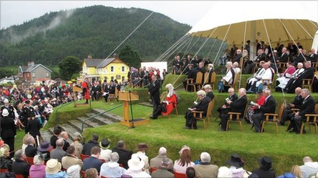 Tynwald Day 2011