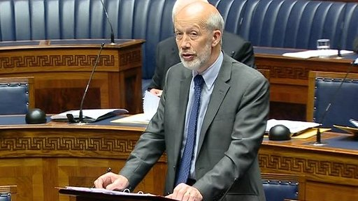Justice Minister David Ford sought approval for the draft Corporate Manslaughter and Corporate Homicide (2007 Act) (Commencement) Order (NI) 2012