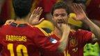BBC Sport's Euro 2012 semi-final trail