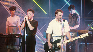 New Order, TOTP 1983