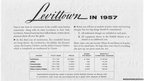 Flyer advertising Levittown homes