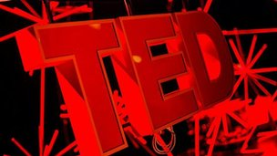 TED logo,  copyright TED