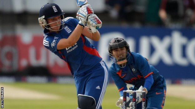 England&#039;s Sarah Taylor