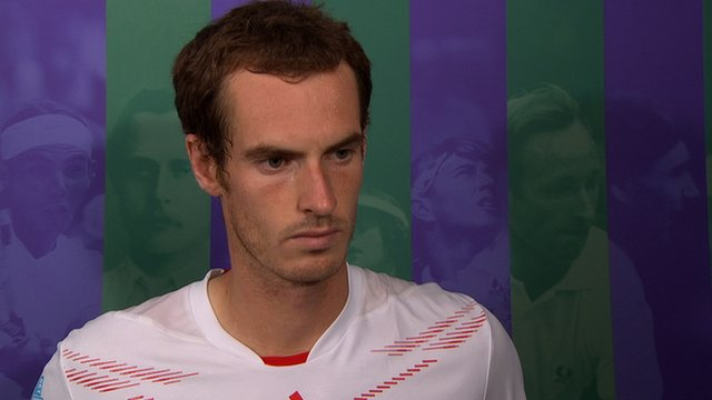 Wimbledon 2012: Andy Murray happy with Davydenko win