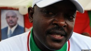 Pierre Nkurunziza