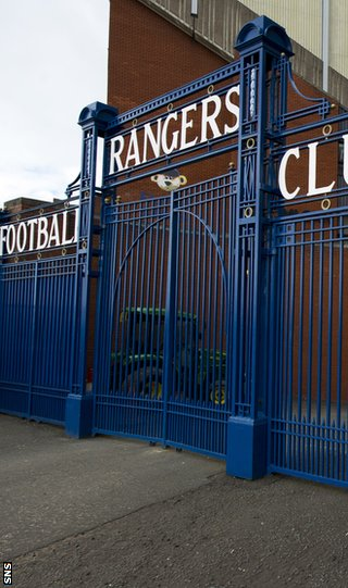 Rangers are likely to have their application to the SPL rejected