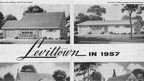 Advertisement for Levittown homes