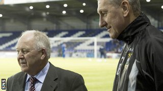 Hayes was full of praise for managers Brown and Butcher