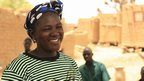 Drabo Katia, who left her rural home to work as a domestic servant in Mopti, Mali.