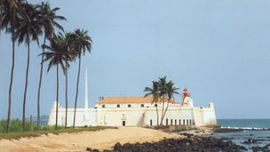 Saint Sebastian Fort