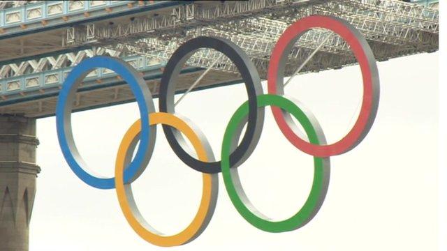 London 2012: 80% of Olympics