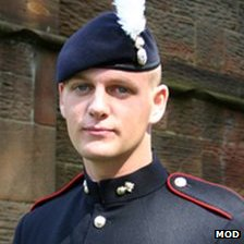 Cpl Michael Thacker