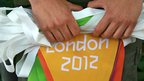 London 2012 bunting
