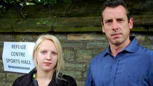 Jessica and Nick Bromley
