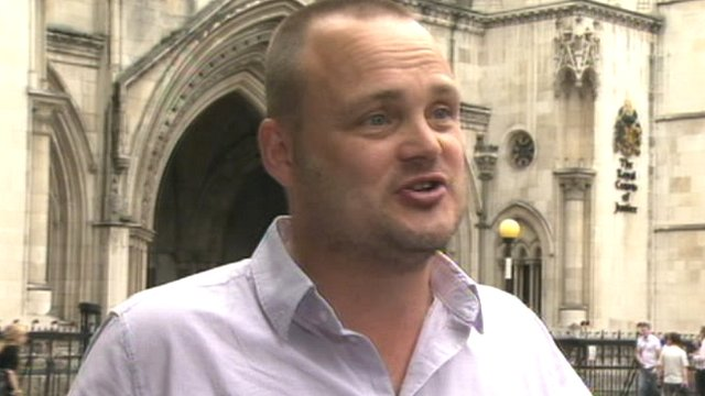 Comedian Al Murray