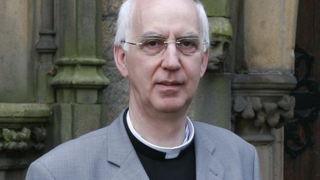 Monsignor Peter Brignall