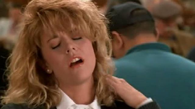 Meg Ryan in When Harry Met Sally