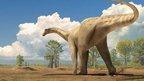 Catalan dinosaur reconstruction