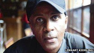 Ethiopian writer Eskinder Nega