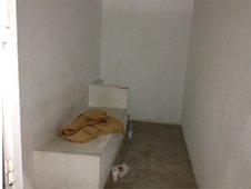 Jail cell in the Balearic Islands