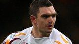 Huddersfield scrum-half Danny Brough