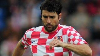 Lokomotiv Moscow and Croatia defender Vedran Corluka