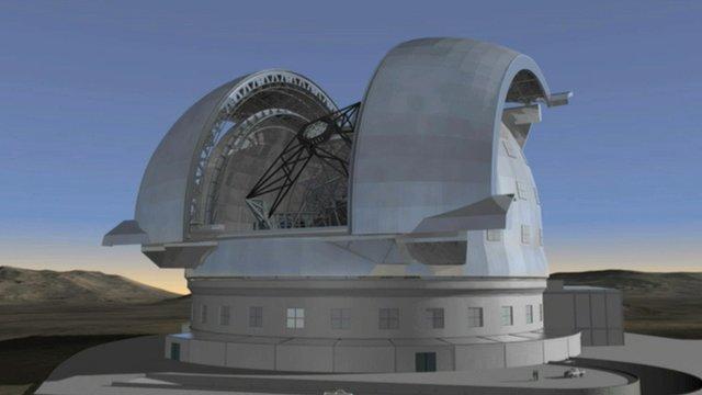 A space telescope